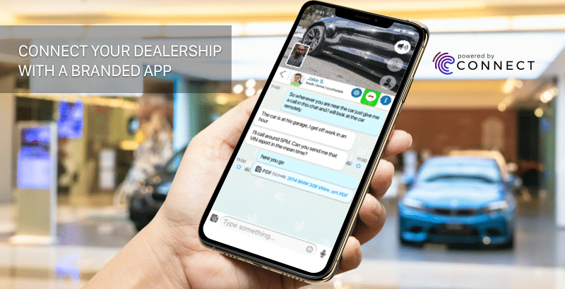 Get a brand app for your dealership